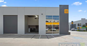Industrial / Warehouse commercial property sold at 22/47 Wangara Road Cheltenham VIC 3192