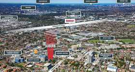 Offices commercial property sold at 9 & 10/1-5 Harrow Road Auburn NSW 2144