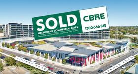 Shop & Retail commercial property sold at Tooronga Village  Corner Tooronga Road and Toorak Road Glen Iris VIC 3146