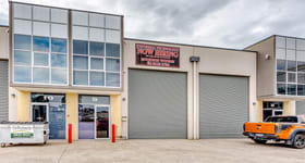 Factory, Warehouse & Industrial commercial property sold at Unit 9/10-12 Montore Road Minto NSW 2566