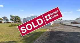 Factory, Warehouse & Industrial commercial property sold at 8 Fieldings Way Ulverstone TAS 7315