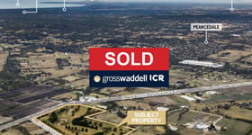 Development / Land commercial property sold at 125 Tyabb-Tooradin Road Somerville VIC 3912