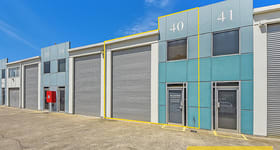 Factory, Warehouse & Industrial commercial property sold at 40/115 Robinson Road Geebung QLD 4034