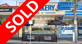Retail commercial property sold at 1117 Riversdale Road Surrey Hills VIC 3127
