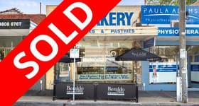 Shop & Retail commercial property sold at 1117 Riversdale Road Surrey Hills VIC 3127