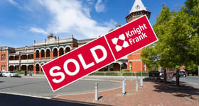 Offices commercial property sold at 111-119 Cameron Street Launceston TAS 7250