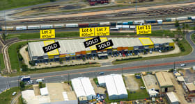 Factory, Warehouse & Industrial commercial property sold at Lot 11, 70 Connors Rd Paget QLD 4740