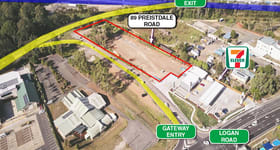 Development / Land commercial property sold at 89 Priestdale Road Eight Mile Plains QLD 4113