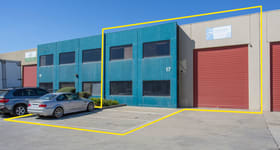 Factory, Warehouse & Industrial commercial property sold at 17/266 Osborne Avenue Clayton South VIC 3169