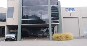 Factory, Warehouse & Industrial commercial property sold at 4/31 Fiveways Boulevard Keysborough VIC 3173
