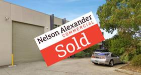 Factory, Warehouse & Industrial commercial property sold at 2/39 Barrie Road Tullamarine VIC 3043