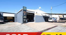 Factory, Warehouse & Industrial commercial property sold at 33 Kenway Drive Underwood QLD 4119