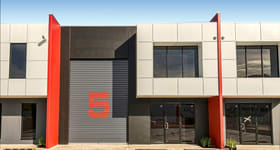 Showrooms / Bulky Goods commercial property for sale at 5/11 FRIARS ROAD Moorabbin VIC 3189