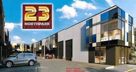 Factory, Warehouse & Industrial commercial property sold at 8/23 Northpark Drive Somerton VIC 3062