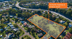 Development / Land commercial property for sale at 76 Pacific Highway Charlestown NSW 2290