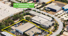 Factory, Warehouse & Industrial commercial property sold at 43 - 47 Northgate Drive Thomastown VIC 3074