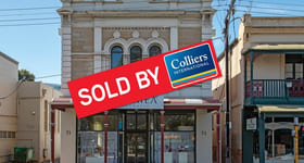 Offices commercial property sold at 71 Glen Osmond Road Eastwood SA 5063