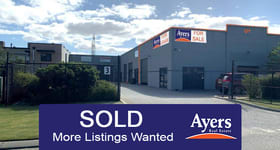 Offices commercial property sold at 1/3 Resource Way Malaga WA 6090