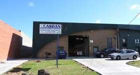 Factory, Warehouse & Industrial commercial property sold at 14 Downard Street Braeside VIC 3195