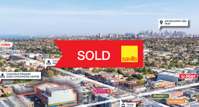 Development / Land commercial property sold at 348-354 Hawthorn Road Caulfield South VIC 3162