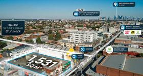 Development / Land commercial property sold at 836-842 Sydney Road Brunswick VIC 3056