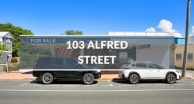 Medical / Consulting commercial property sold at 103 Alfred Street Mackay QLD 4740