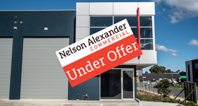 Factory, Warehouse & Industrial commercial property sold at 2/8 Sigma Drive Croydon South VIC 3136