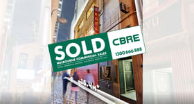 Shop & Retail commercial property sold at 26 Corrs Lane Melbourne VIC 3000