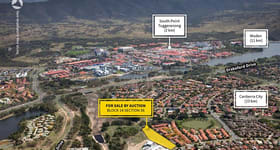 Development / Land commercial property sold at 178 Clive Steele Avenue Monash ACT 2904