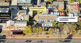 Development / Land commercial property sold at 4-6 Adolph Street Richmond VIC 3121