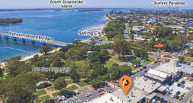 Shop & Retail commercial property sold at Lot 2/38 The Esplanade Paradise Point QLD 4216