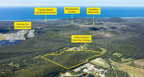 Development / Land commercial property for sale at 579 Yandina-Coolum Road Yandina Creek QLD 4561