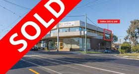 Offices commercial property sold at 486 Whitehorse Road Surrey Hills VIC 3127