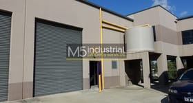 Factory, Warehouse & Industrial commercial property sold at J1/5-7 Hepher Road Campbelltown NSW 2560