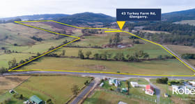 Rural / Farming commercial property for sale at 43 Turkey Farm Road Glengarry TAS 7275