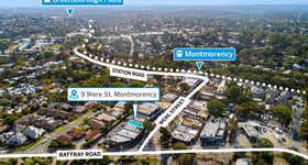 Shop & Retail commercial property sold at 9 Were Street Montmorency VIC 3094