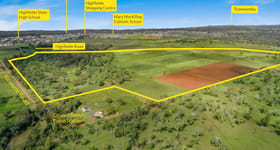 Development / Land commercial property for sale at Lot 5 Browne Road Highfields QLD 4352