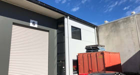 Factory, Warehouse & Industrial commercial property sold at 6/24 Redcliffe Gardens Drive Clontarf QLD 4019