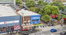 Retail commercial property sold at 40 Victoria Street Richmond VIC 3121
