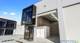 Factory, Warehouse & Industrial commercial property sold at 20/22-26 George Street Sandringham VIC 3191