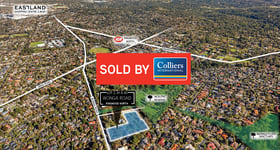 Development / Land commercial property sold at Lot 2, 81 & 83 Wonga Road Ringwood North VIC 3134