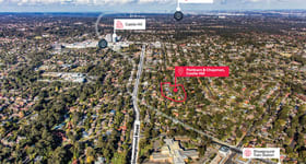 Development / Land commercial property for sale at Fishburn Crescent & Chapman Avenue Castle Hill NSW 2154