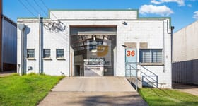 Factory, Warehouse & Industrial commercial property sold at 36 Loftus Street Riverstone NSW 2765