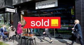 Shop & Retail commercial property sold at Shop 3 - 33 Flemington Road North Melbourne VIC 3051