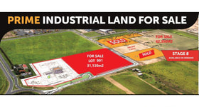 Development / Land commercial property sold at Lot 991 Diesel Drive, Industroplex Paget QLD 4740