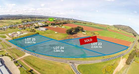 Development / Land commercial property for sale at Lots 24 & 25 Old Melbourne Road Warrenheip VIC 3352