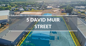 Factory, Warehouse & Industrial commercial property for lease at 5 David Muir Street Mackay QLD 4740