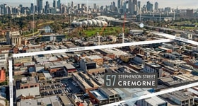 Development / Land commercial property sold at 57-59 Stephenson Street Cremorne VIC 3121