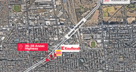 Development / Land commercial property for sale at 36-38 Anzac Highway Everard Park SA 5035