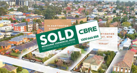 Development / Land commercial property sold at 15 & 19 Hartington Street Kew VIC 3101